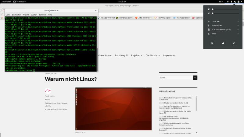 Debian Testing