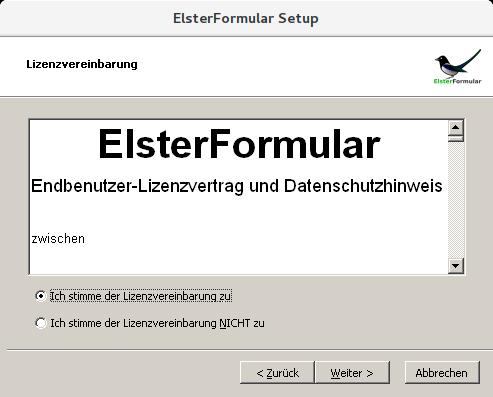 ElsterFormular