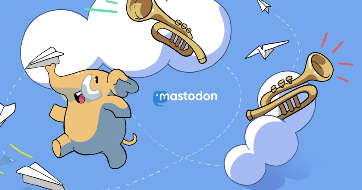 Upgrade Mastodon Docker