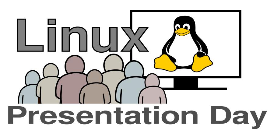 Linux Presentation Day 2019.2