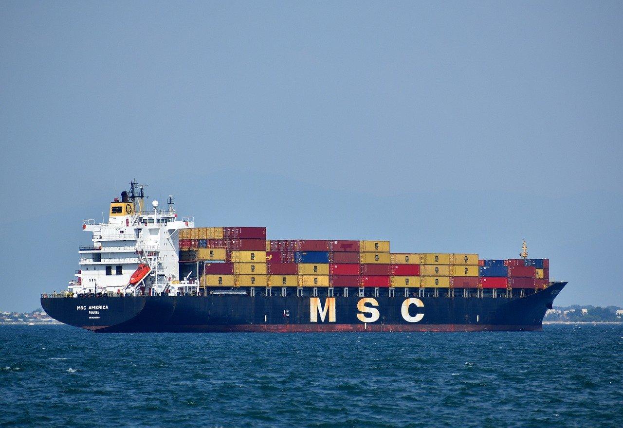 Ship Cargo Vessel Container  - papazachariasa / Pixabay