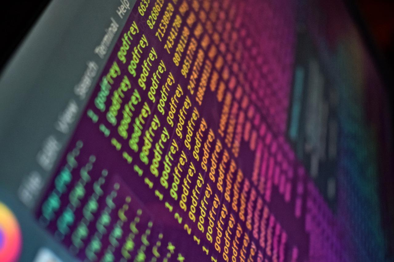 Terminal Coding Programming Code  - Godfrey_atima / Pixabay
